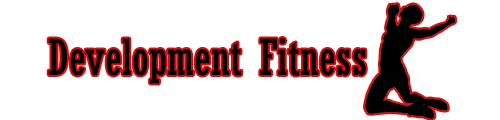 Development Fitness Gym Logo