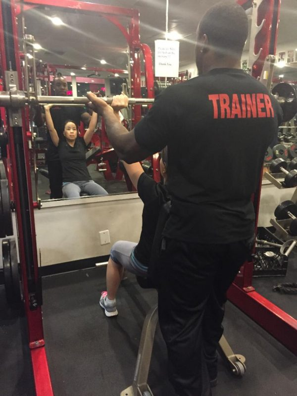 Orange County Personal Trainer